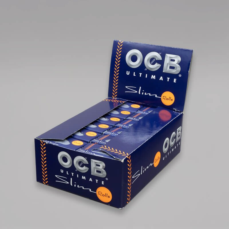 OCB Ultimate Slim Rolls, Endlospaper, 4 m x 44 mm