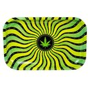 Rolling Tray, Jamaica Waves, 28,5 x 18,5 cm