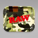 RAW Rolling Tray, Camouflage, 34 x 27,5 cm